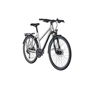 """Kalkhoff Endeavour 30 Trapez - Vélo de trekking - 28"""" argent"""